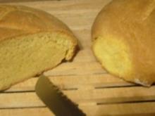 Brot - Maisbrot II - Rezept