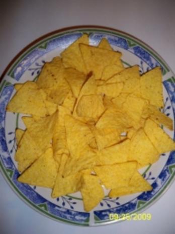 Nachos mit Käse - Rezept - Bild Nr. 2