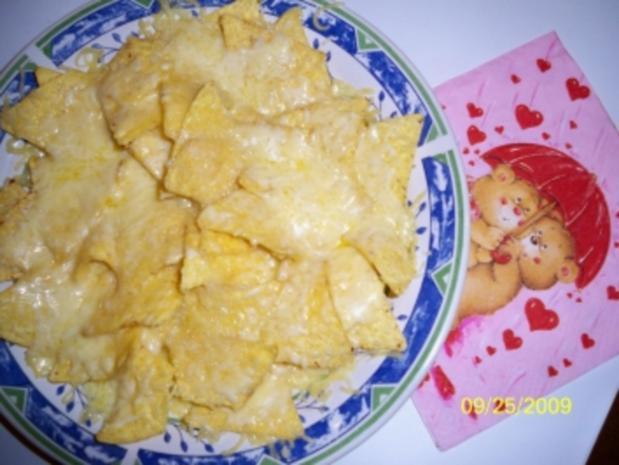 Nachos mit Käse - Rezept - Bild Nr. 4