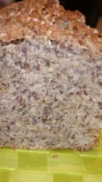 Pizzakatzes 3-Minuten-Brot - Rezept