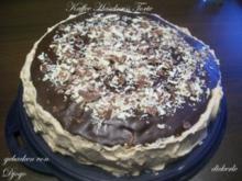 Kuchen + Torten : Kaffee-Haselnuss-Torte - Rezept