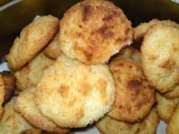 Rezept: Kokosmakronen