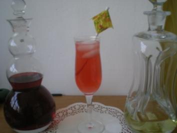 Drinks & Cocktails : Michelangelo - Rezept
