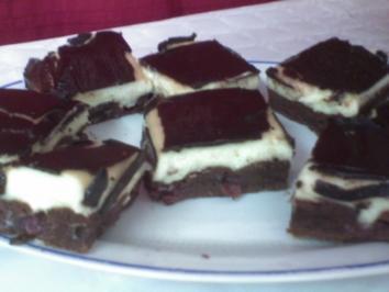 Schneewittchenkuchen Nur Mit Schokoteig Rezept Kochbar De