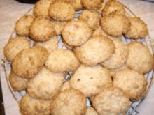 Kokos - Makronen - Rezept