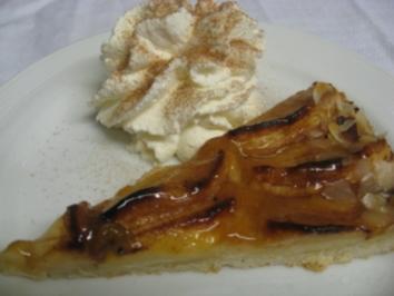 Leckerer Kuchen von Landbaumäpfeln - Rezept