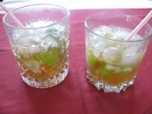 Caipi alkoholfrei - Rezept