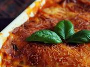 Klassische mediterrane Hackfleisch-Lasagne - Rezept - Bild Nr. 5