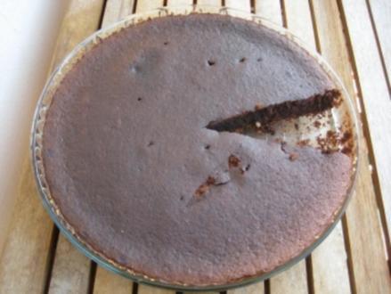 Brownie-Tarte - einfach, schnell und sehr lecker - Rezept
