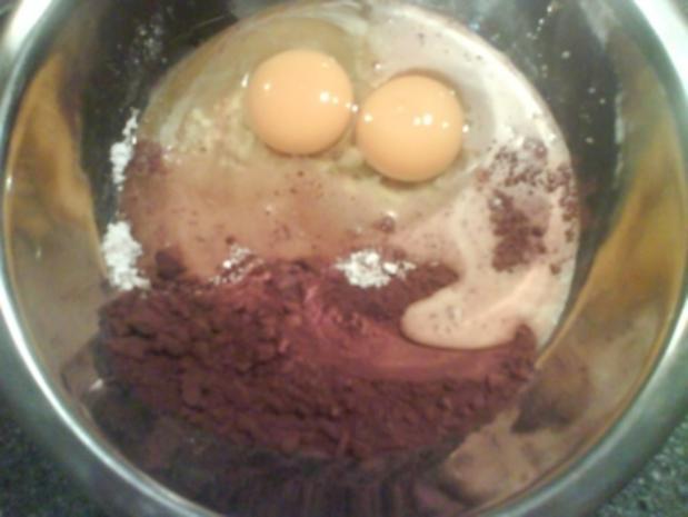 Schneewittchenkuchen Mit Margarine Und Mehl Rezept Mit Bild