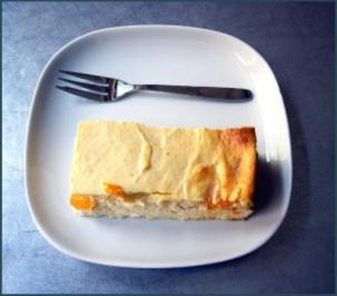 Mandarinen - Quark - Kuchen - Rezept