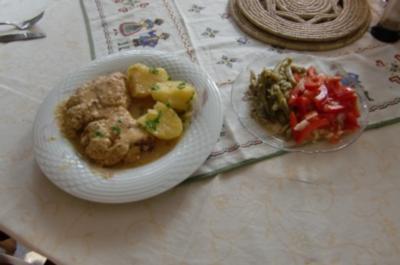 Steirisches Hochzeitsschnitzel - Rezept