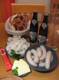Weißwurst-Frühstück ;o) - Rezept