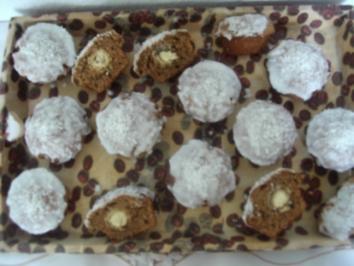 Espresso-Kokos-Muffins - Rezept