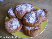 Bayerische Kücherl - Rezept