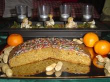 Karottenkuchen glutenfrei - Rezept