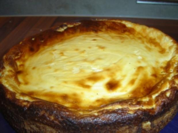 Käsekuchen glutenfrei - Rezept
