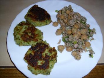 Thunfisch-Kichererbsen Salat - Rezept