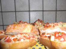 Bruschetta Snack - Rezept