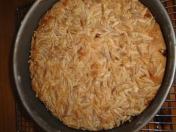 Kirschen-Biskuitkuchen - Rezept