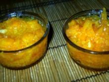 Kleiner Knoblauch-Tomaten-Salat - Rezept