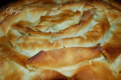Rezept: schnelle Pita