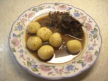 Fleisch - Rheinischer Sauerbraten - Rezept