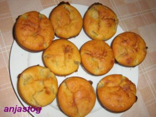 Bananen Muffins - Rezept - Bild Nr. 4