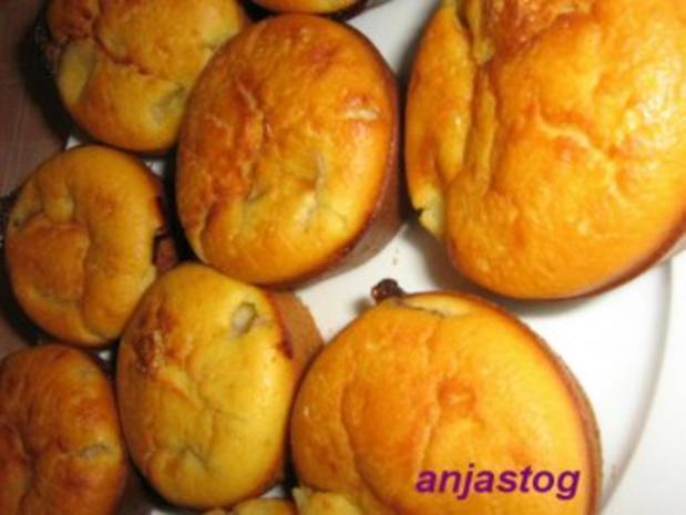 Bananen Muffins - Rezept - Bild Nr. 5
