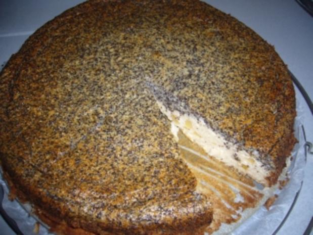 Kikis Mohn-Käse-Torte - Rezept - Bild Nr. 10