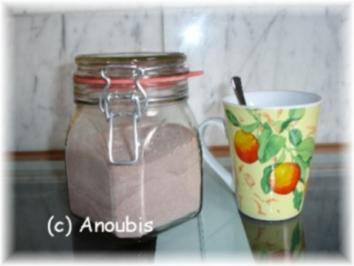 Heißgetränk - Trinkschokoladen-Pulver/Hot Cocoa Mix - Rezept