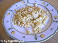 Käsespätzle - Rezept