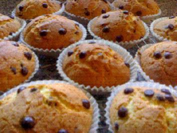 Blitzschnelle Muffins - Rezept