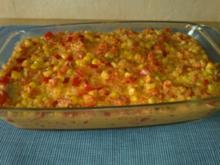 Nackensteaks in Paprika-Frischkäse-Soße - Rezept