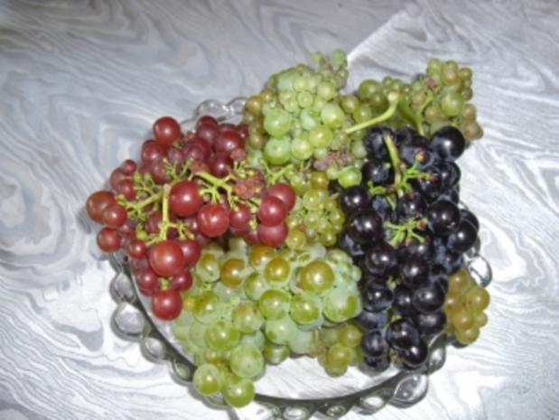 Inges Herbstmenü - Maronen und Federweiser (neuer Wein) - Rezept - Bild Nr. 5