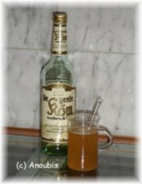 Heißgetränk - Heisser Apfel - Apfelpunsch - Rezept