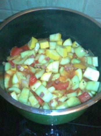 Persische Schmorgurken - Rezept - Bild Nr. 6