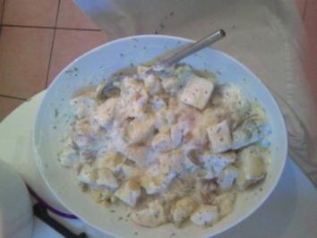 Rezept: Überfallkartoffelsalat