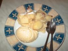 Noras süßer Apfelauflauf - Rezept