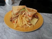 All American Clubsandwich - Rezept - Bild Nr. 2