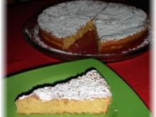 Kuchen/Gebäck - Mandelkuchen ohne Mehl - Rezept