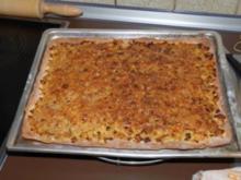 Zwiebelkuchen a la Schwiegermama - Rezept