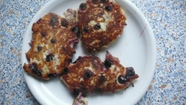 Pizzakatzes Quarkküchlein mit Paprikawürfelchen - Rezept - Bild Nr. 4