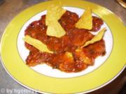 "Fisch-Nuggets ""Mexicana"" - Rezept"