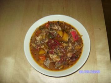 Fischsuppe alla Josy - Rezept