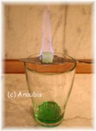 Kaltgetränk - Absinth-Ritual - Rezept