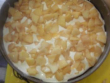 winterliches Apfeltiramisu - Rezept