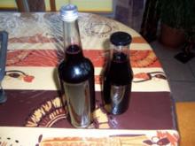 Holunder Sirup - Rezept