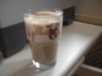 Rezept: Getränke - warm - Irish Nut Cappuccino