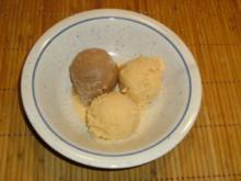 Karamell-Eis - Rezept